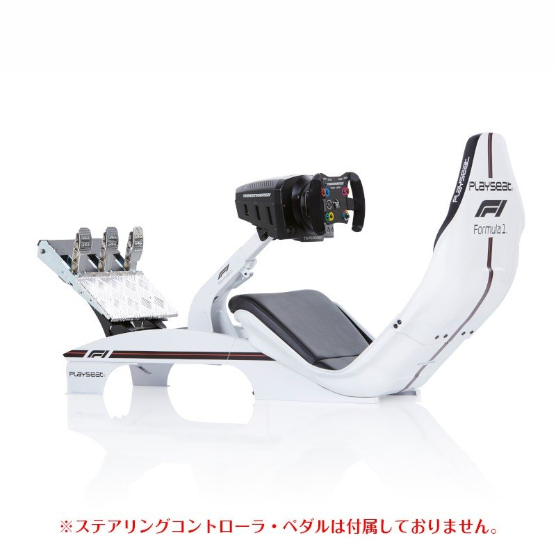 Playseat F1 White Official【国内正規品】 xyz-one 04