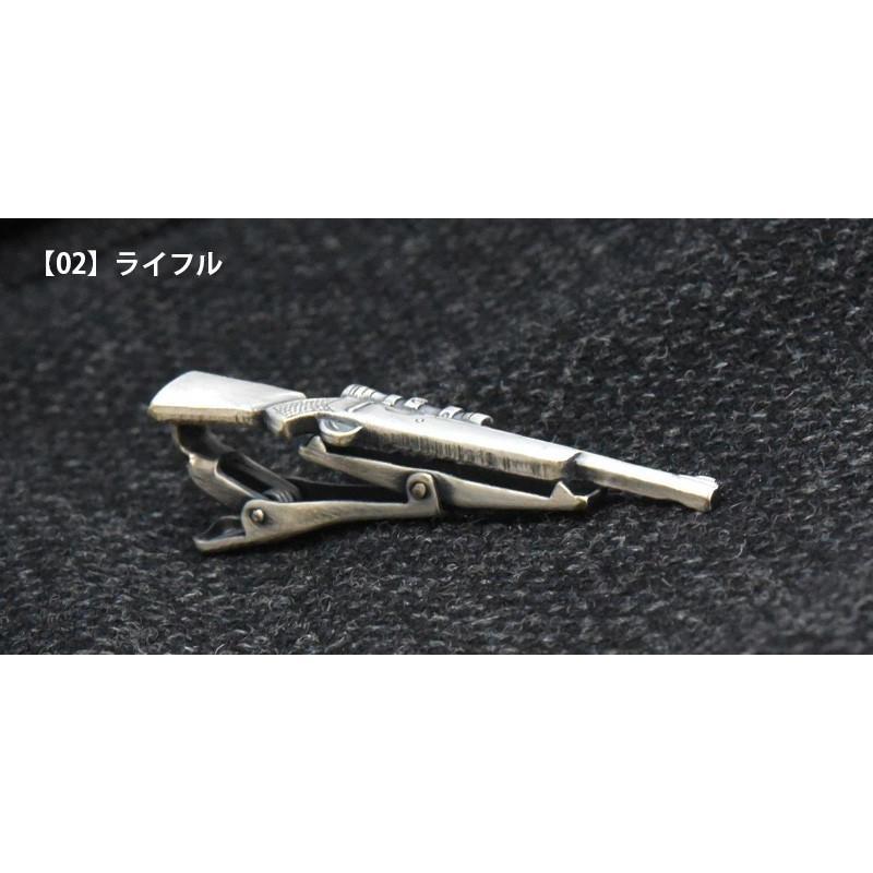 ネクタイピン おしゃれ 大人趣味 モチーフ タイバー プレゼント 日本製 チョイワル おもしろ ユニーク 銃 手錠 ダーツ カジノ トランプ|y-cravat-ueda|03