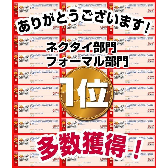 ネクタイ シルク 結婚式 メンズ シルバー系ネクタイ&ポケットチーフセット 礼装 フォーマル y-cravat-ueda 04