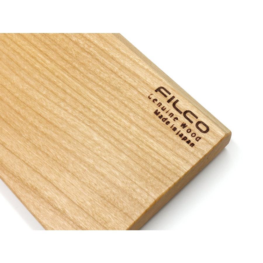 【通販限定】FILCO ウッドパームレストSサイズ アメリカンチェリー FWPR/S-AMC|y-diatec|04