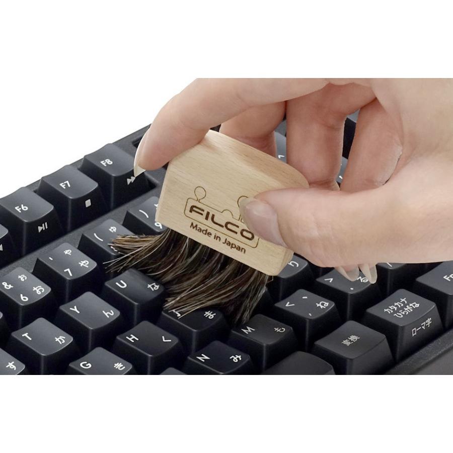 キーボードブラシ Cleaning Brush for Keyboard:FUB30|y-diatec|03