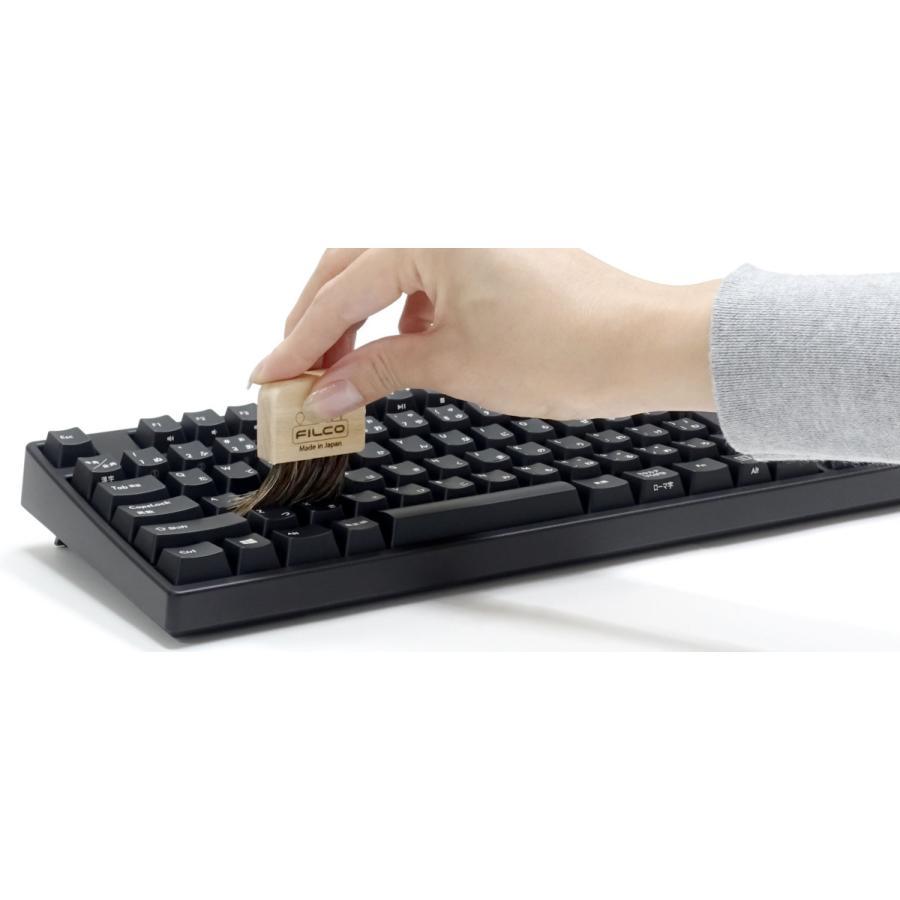キーボードブラシ Cleaning Brush for Keyboard:FUB30|y-diatec|04