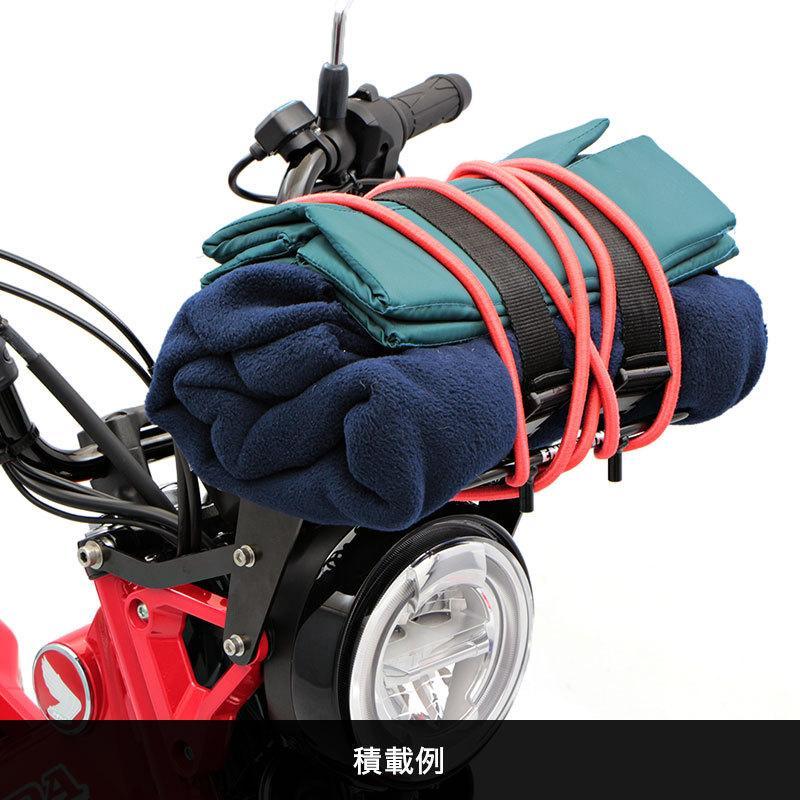 【ENDURANCE】CT125 ハンターカブ JA55 フロント キャリア   CAR_ y-endurance 05