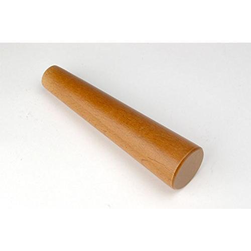 ヨシカワ 栗原はるみ 日本製 取替えハンドル アルミクラッド雪平鍋用 木目 14.9×3.7×3.4cm HK10666|y-evolution3