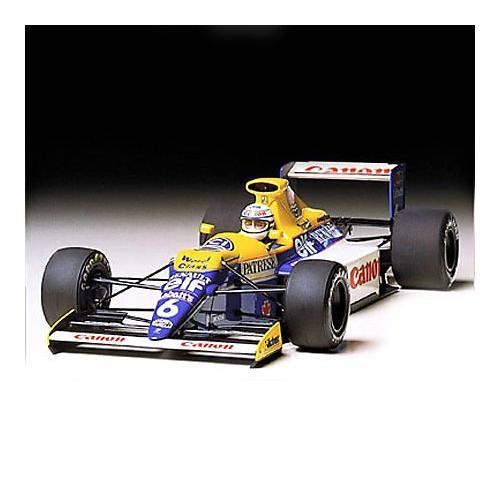 タミヤ 1/20 グランプリコレクションシリーズ No.25 ウィリアムズ FW13B ルノー プラモデル 20025