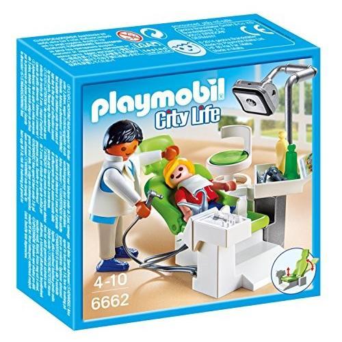 playmobil プレイモービル 歯医者 病院シリーズ 6662