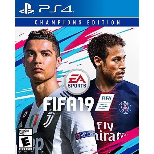 FIFA 19 - Champions Edition (輸入版:北米) - PS4