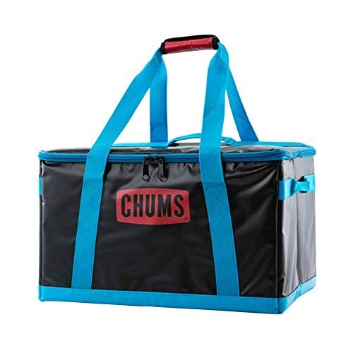 チャムス(CHUMS) 収納ボックス フォールダブルボックスM CH62-1281-K001-00 ブラック