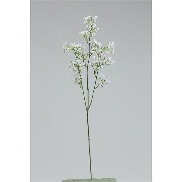 《 造花 》 無料 とりよせ品 かすみ草 マーケット ホワイト 花びし