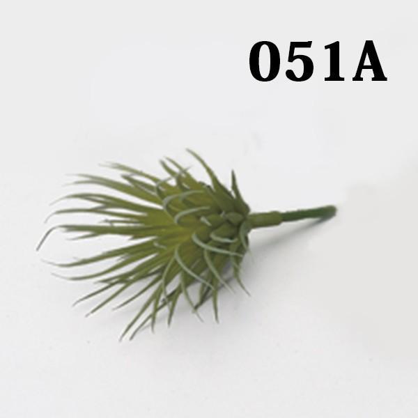 《 ふるさと割 造花 毎日がバーゲンセール グリーン 多肉植物 》☆即日出荷☆アスカ 1本 エアプランツ
