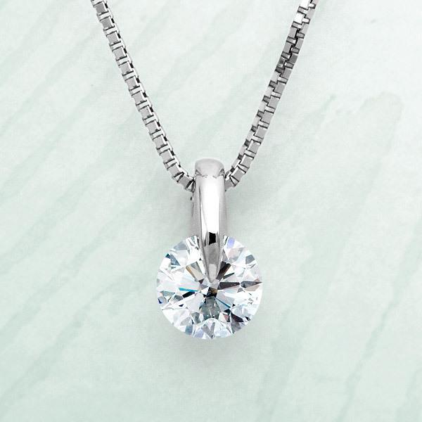 新発売の プラチナ一粒ダイヤモンドネックレス 0.80ct Dカラー VS2 トリプルエクセレントカット GIA鑑定書付き, 偉大な 9f263eb1