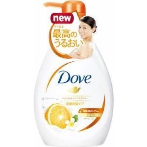 日本リーバ Dove(ダヴ) ボディウォッシュ スプラッシュ ポンプ ...