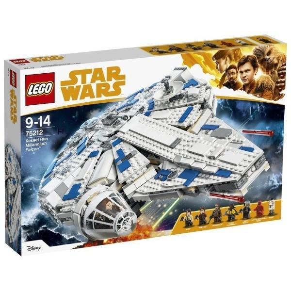 LEGO (レゴ) 75212 スター・ウォーズ ミレニアム・ファルコン