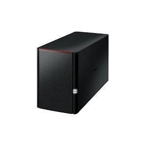 バッファロー リンクステーション LS220DG ネットワークHDD 2ベイ 4TB LS220D0402G