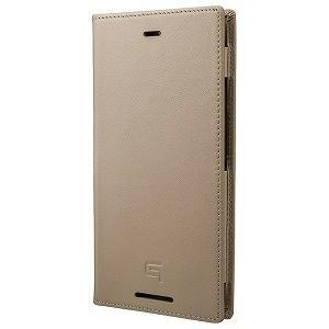 坂本ラヂヲ Italian Genuine Leather Book Case for Pixel 3 XL Taupe GLC73028TPE