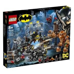 LEGO レゴ 76122 スーパーヒーローズ クレイフェイスのバットケイブ侵入