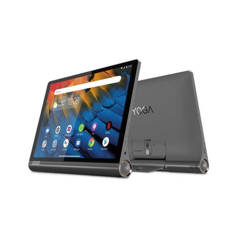 レノボジャパン Lenovo YOGA Smart Tab10−64GB 輸入 ZA3V0052JP アイアングレー 送料無料お手入れ要らず