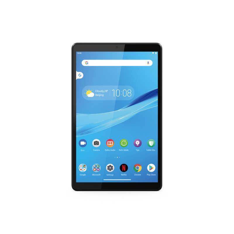 Androidタブレット Lenovo Tab M8 価格 交渉 送料無料 8型ワイド ZA5G0084JP アイアングレー 初売り ストレージ:16GB Wi−Fiモデル