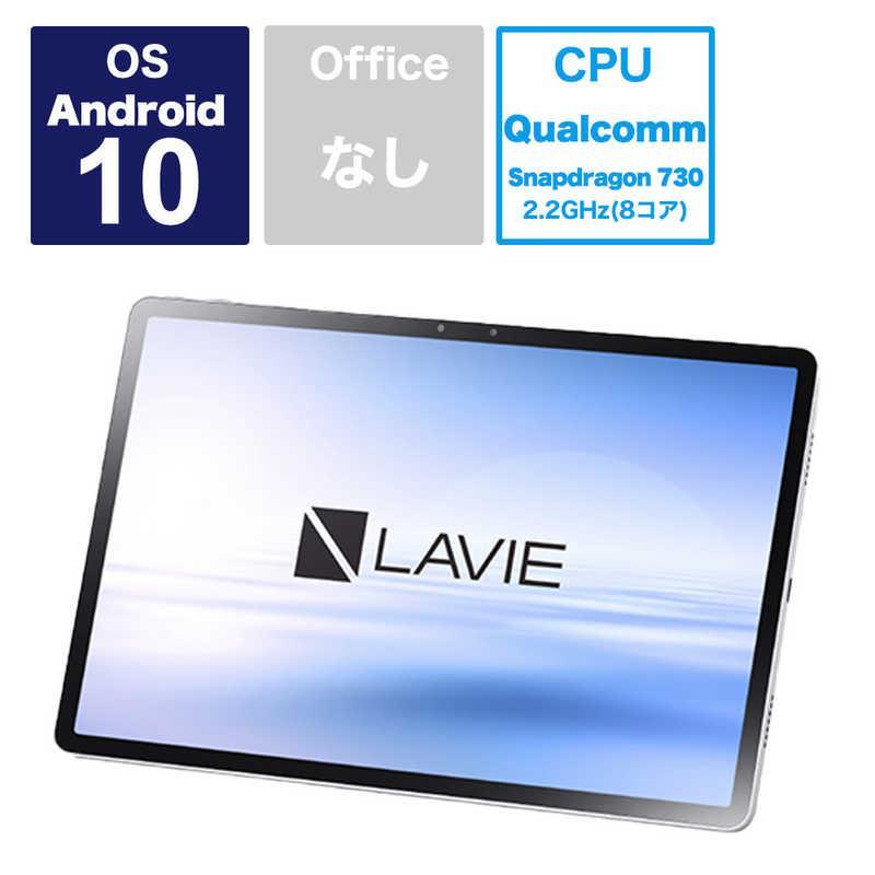 NEC Androidタブレット LAVIE T11シリーズ 好評 11.5型ワイド PC-T1195BAS ストレージ:128GB シルバー Wi−Fiモデル 年間定番