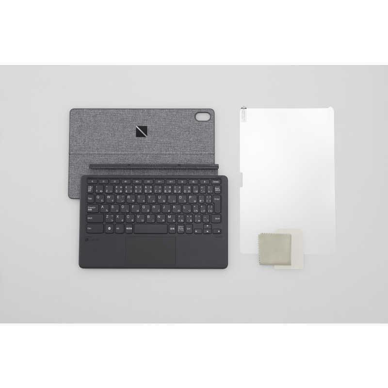 NEC ハイクオリティ NECタブレット用キーボード 保護フィルム PC-AC-AD021C ブラック スピード対応 全国送料無料