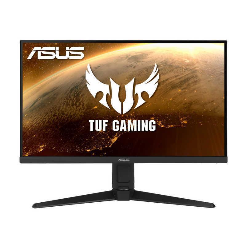 ASUS エイスース お気にいる ゲーミングモニター TUF お求めやすく価格改定 GAMING ブラック WQHD VG27AQL1A 27型 2560×1440 ワイド