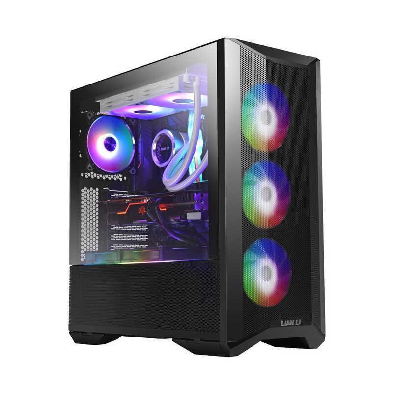 人気の定番 LIANLI LANCOOL II MESH BLACK LANCOOL2MESHRGBBLACK RGB 無料