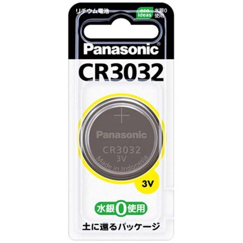 メーカー在庫限り品 パナソニック Panasonic コイン形リチウム電池 5☆好評 CR3032