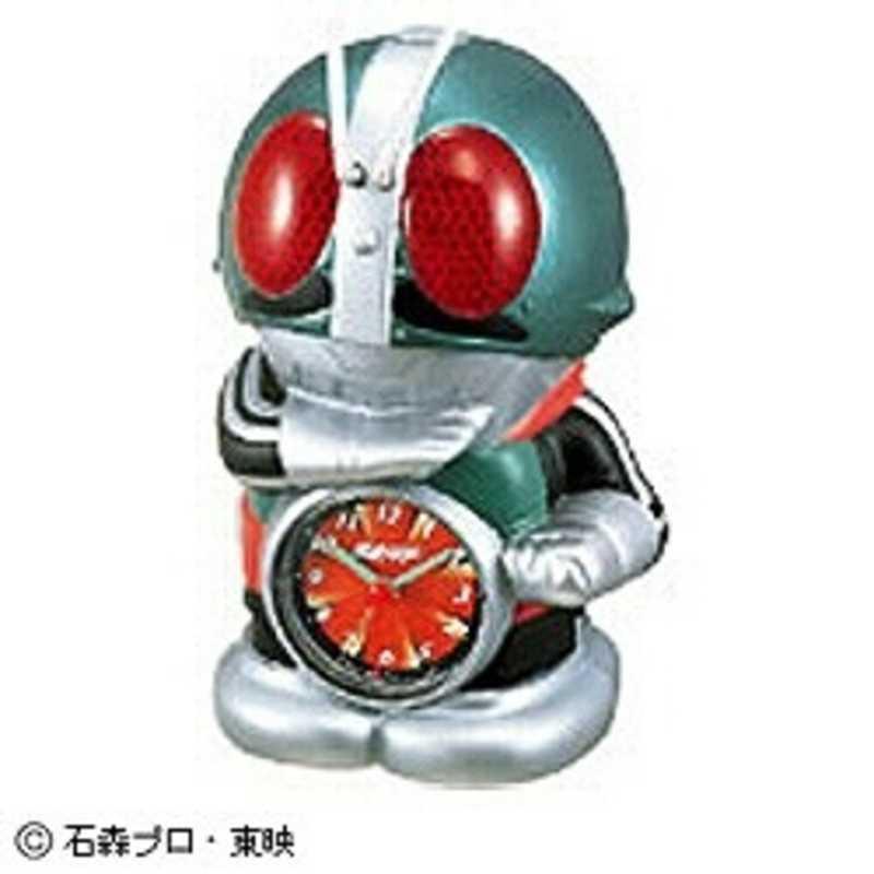 リズム時計 ショッピング 目覚まし時計 ショッピング 4SE502RH05 仮面ライダー