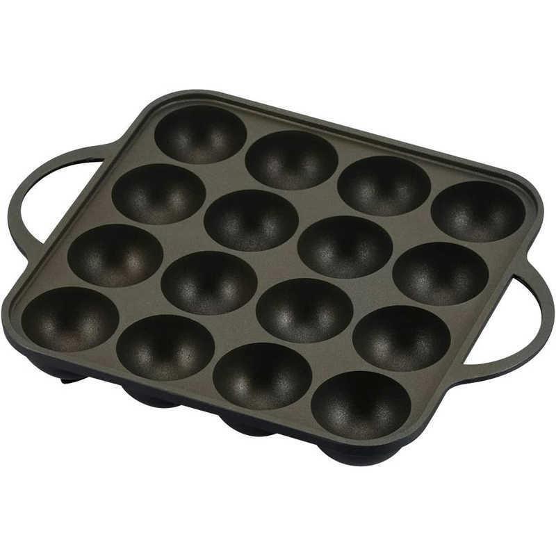 和平フレイズ 通販 元祖ヤキヤキ屋台 アルミ鋳物たこ焼器 YR-4259 激安格安割引情報満載 16穴