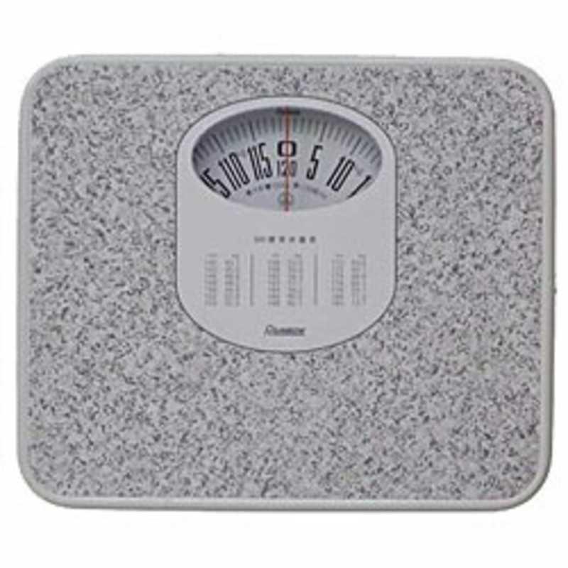 タニタ 体重計 アナログ ストーンホワイト 人気急上昇 人気ショップが最安値挑戦 THA‐528