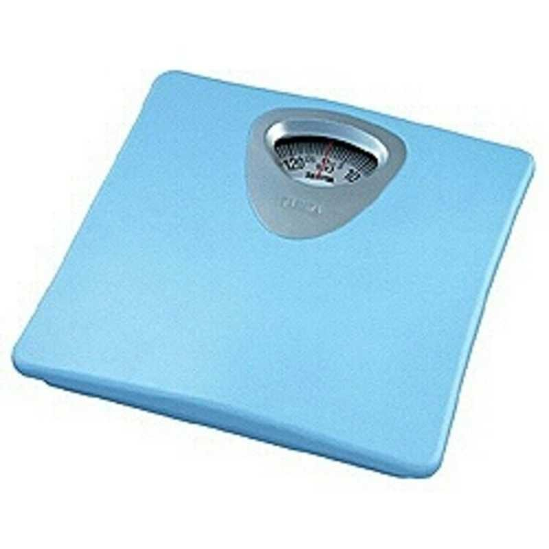 ファクトリーアウトレット 豪華な タニタ 体重計 アナログ HA‐851 ブルー