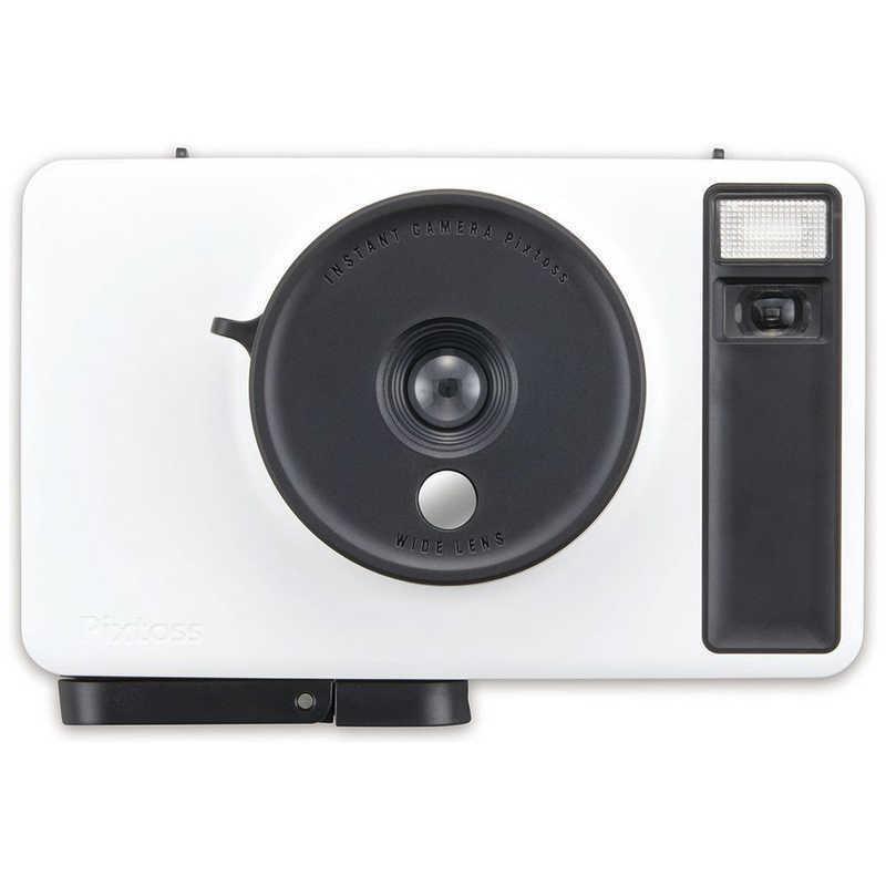 タカラトミー 初売り インスタントカメラ Pixtoss 好評 ピックトス TCC-05WH ミルクホワイト