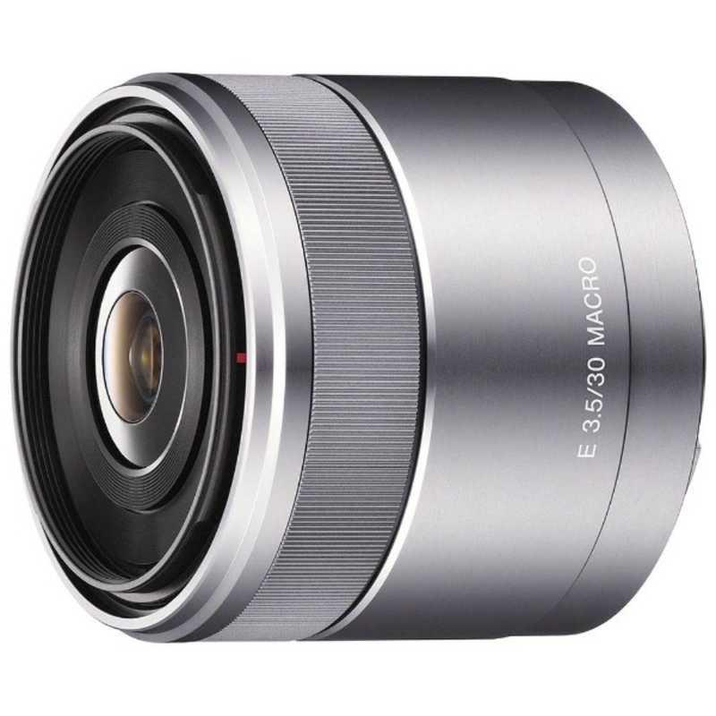 ソニー SONY デジタル一眼カメラα Eマウント 人気ブランド多数対象 用レンズ 限定価格セール 30mm Macro F3.5 SEL30M35 E