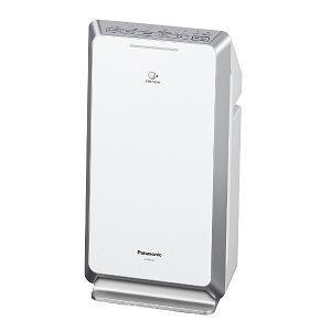 パナソニック Panasonic 空気清浄機 ホワイト[適用畳数:25畳/PM2.5対応]F·PXT55·W