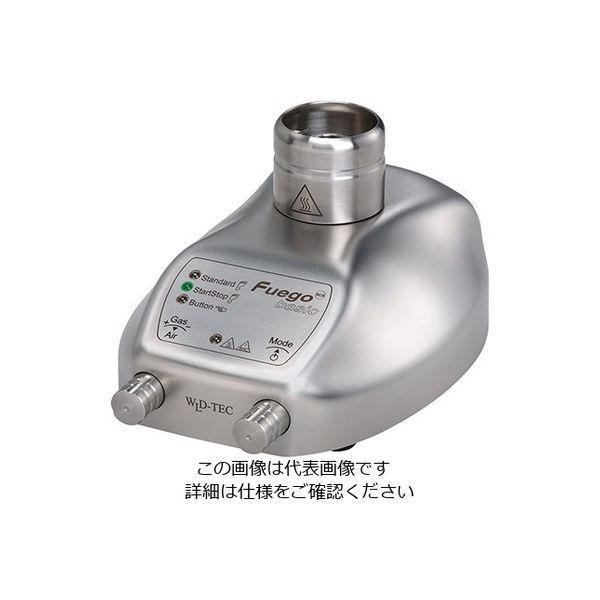 アズワン 電子着火式ブンゼンバーナー フェーゴSCSベーシック 1台 5-5010-21(直送品)