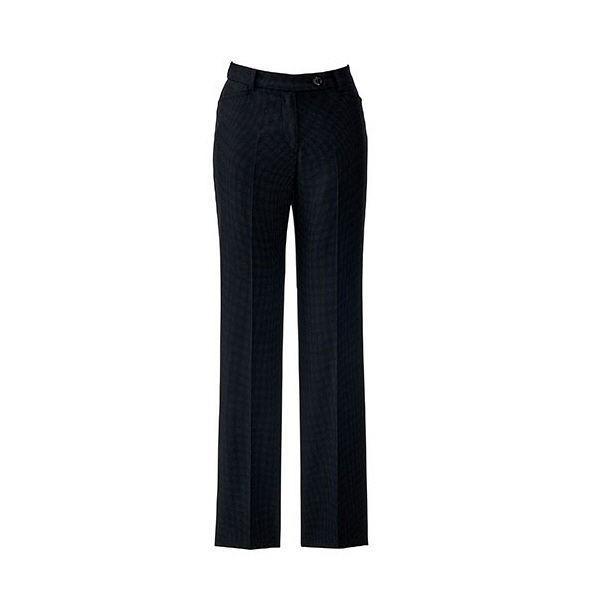 ボンマックス BONOFFICE パンツ ブラック 13号 AP6237-16 1着 (直送品)