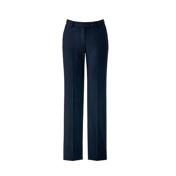 ボンマックス BONOFFICE パンツ ネイビー×ブルー 11号 AP6239-28 1着 (直送品)