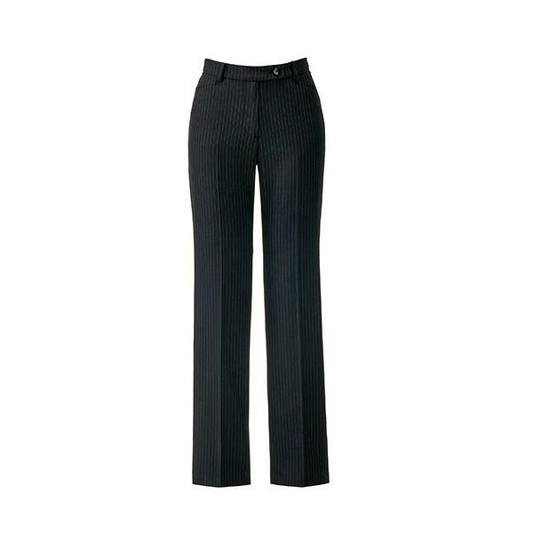 ボンマックス BONOFFICE パンツ ブラック×ピンク 17号 AP6239-30 1着 (直送品)