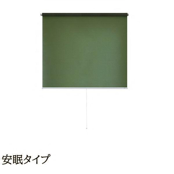 豪華 ナプコインテリア シングルロールスクリーン マグネットタイプ プル式 プル式 ヴェール 幅1390×高さ900mm ヴェール ダンディーグリーン 1本(直送品), 北村被服:e56d2e77 --- grafis.com.tr