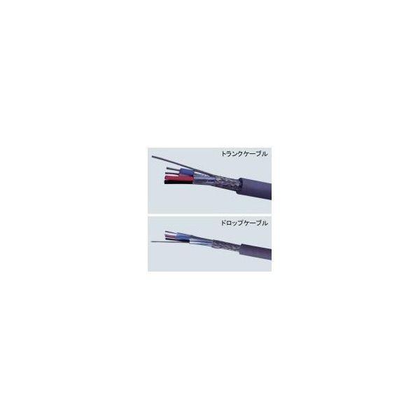 スズデン デバイスネットケーブル (TDN18U-G) トランクケーブル 40m 62-0828-01 1巻(40m)(直送品)