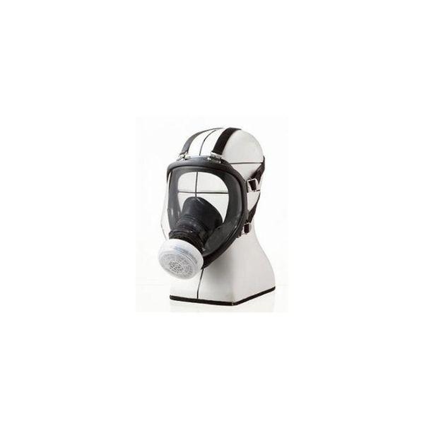 重松製作所 直結式小型防毒マスク GM166-1(L) 1個 61-0473-50(直送品)