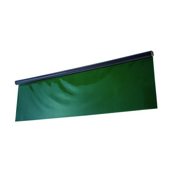 トラスコ中山(TRUSCO) TRUSCO 溶接遮光シートのみ 0.35TXW2050XH5000 深緑 A-3-25-DG 1枚 415-2191(直送品)