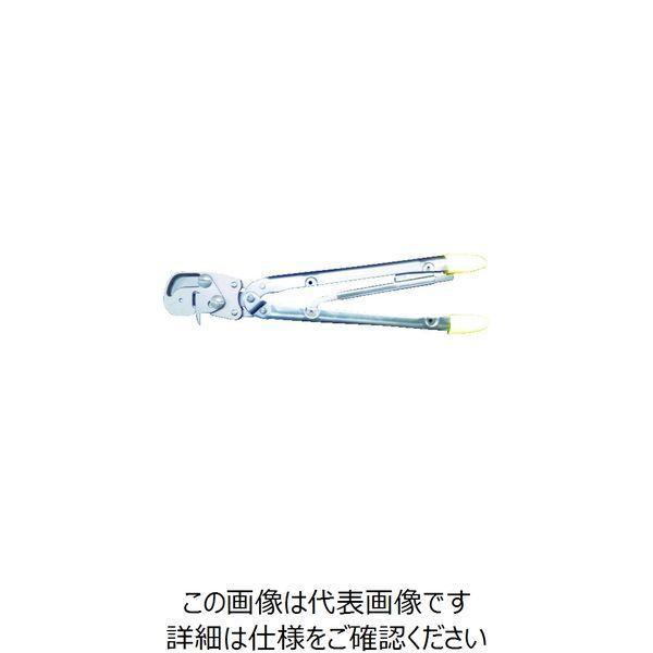 日本圧着端子製造 JST 絶縁被覆付端子/接続子用手動式圧着工具(端子呼び/5.5用) YNT-1210S 1丁 422-6399(直送品)