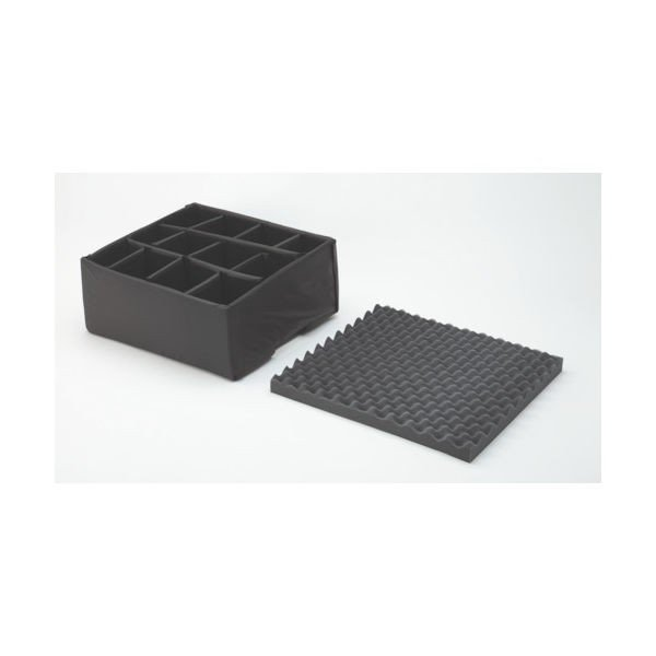 Pelican Products(ペリカンプロダクツ) IM2050ケース 用ディバイダーセット IM2050-PD 1セット 442-5642(直送品)