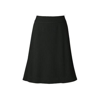 セロリー(Selery) スカート ブラック 19号 S-16150 1着(直送品)