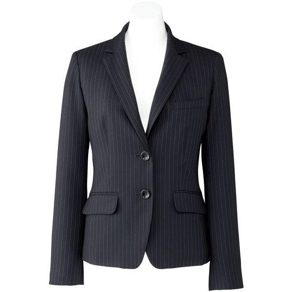ボンマックス ジャケット ネイビーXグレイ 15号 AJ0245-28-15 1着(直送品)
