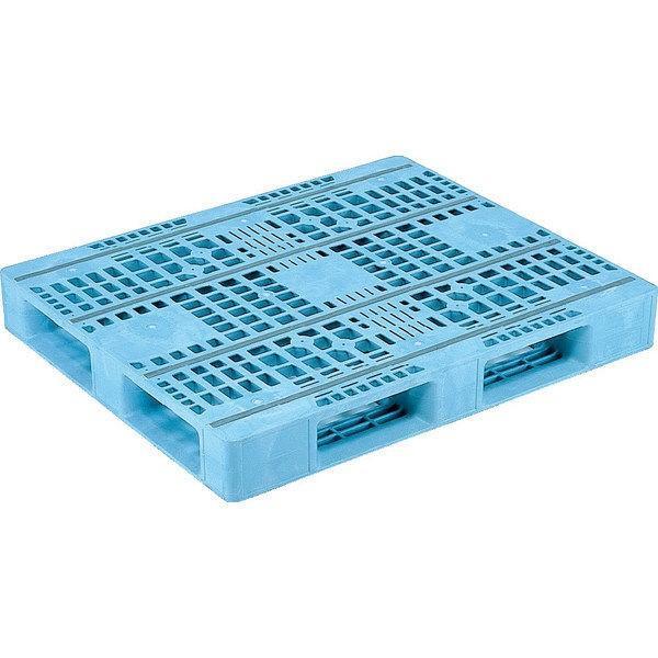 サンコー パレット D4-1012F-3 (PE) 81207301BL502 (直送品)