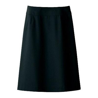 セロリー(Selery) スカート ブラック 5号 S-16360 1着(直送品)