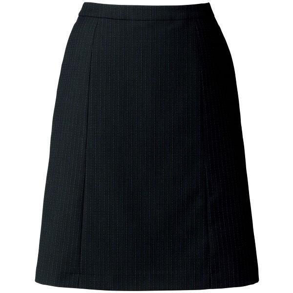 ボンマックス Aラインスカート グレイ×パープル 17号 AS2286-12-17 1着(直送品)