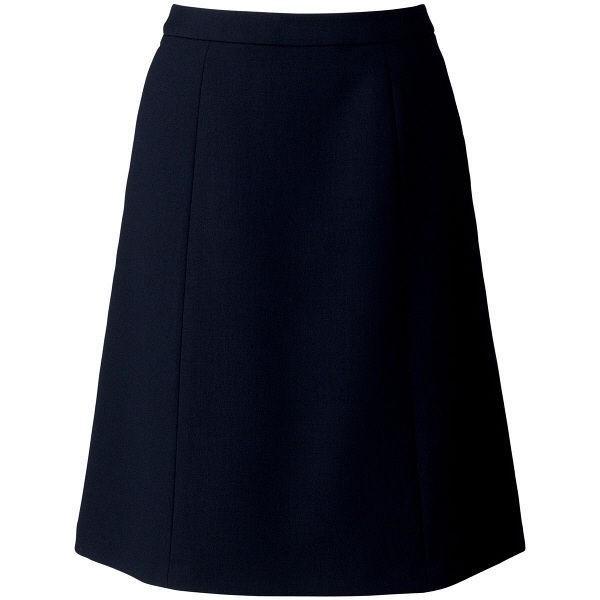 ボンマックス Aラインスカート ネイビー 19号 LS2195-8-19 1着(直送品)